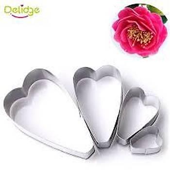 Camellia Cutter Set