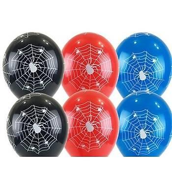 Örümcek Aðý Balon  5ad
