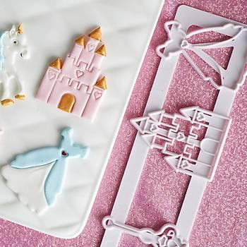 Unicorn Cetvel Set