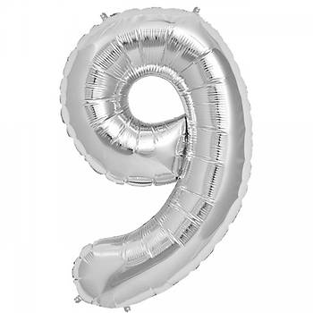 9 Yaþ Gümüþ Balon