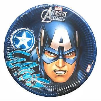 Tabak Captain America 23cm 8 ad.