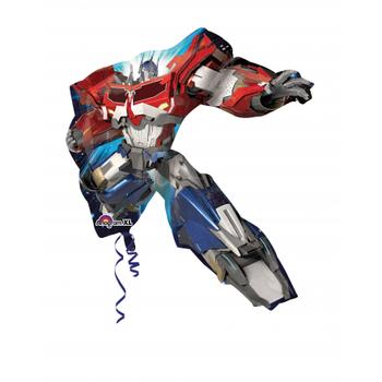 Uçan Transformers Folyo Balon