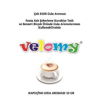 Velomy Kapiçino Aroma Vericisi 10 Gr.