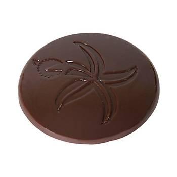 Ovalette Pul / Para Çikolata Bitter 500 gr