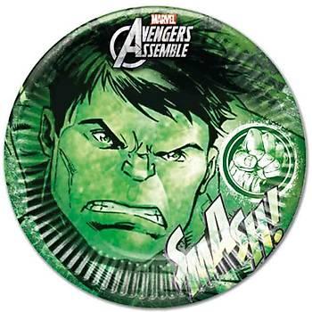 Tabak Hulk 23cm 8 ad.