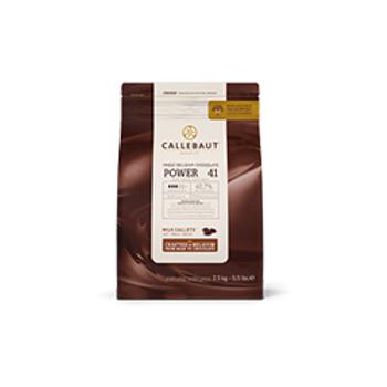 Callebaut Sütlü Güçlü Kuvertur Drop %41  2,5 kg