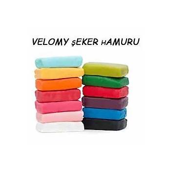 Velomy Siyah Þeker Hamuru 200 gr