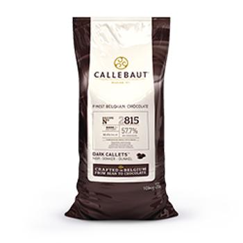 Callebaut Bitter Kuvertur Drop (4 Damla) %57.7 Akýþkan 10 KG