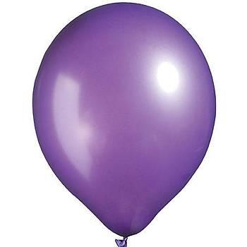 Metalize Mor Balon 5 ad.