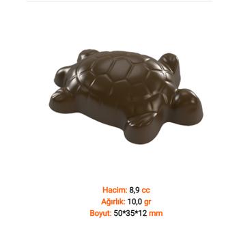 Sert Poli Çikolata Kalýbý No 34