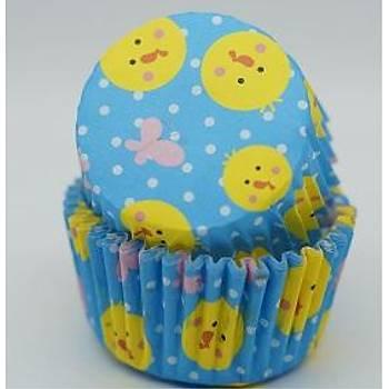 Civciv Cupcake Kaðýdý 25 Adet