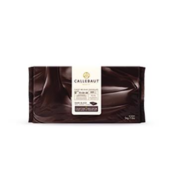 Callebaut Bitter Kuvertur Çikolata 5 Kg %70.5