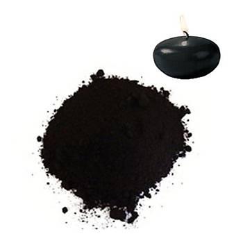 Siyah Toz Mum Boyasý 5 gr