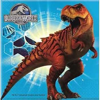 Jurassic World Peçete 33*33