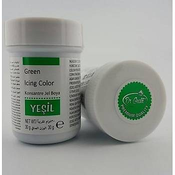 Yeþil Ýcing Color Konsantre Jel Boya