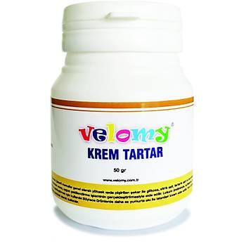 Velomy Krem Tartar 50 gr