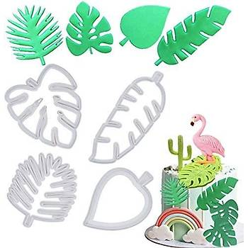 Tropical Leaves Cutter Set
