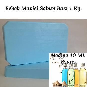 Bebe Mavi Sabun Bazý 1kg