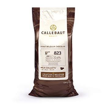 Callebaut Sütlü Drop Çikolata 10 kg %33,8 Kakao Oraný