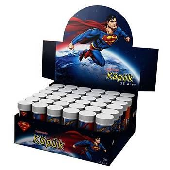 Superman Köpük Balon  1 Ad.