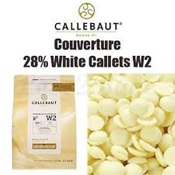 Callebaut Beyaz Minik Pul Çikolata 200 gr