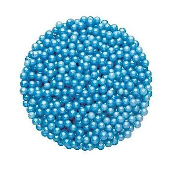Mavi 4 mm Boncuk Sprinkles 40 gr.