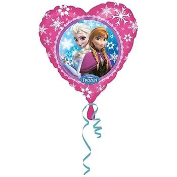 Frozen  Elsa Anna Kalp Folyo Balon 46 cm