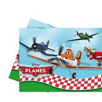 Planes Uçaklar Masa Örtüsü