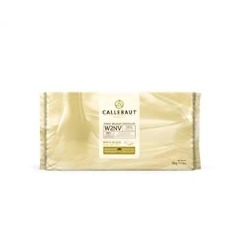 Callebaut Beyaz Kuvertur Çikolata 5 Kg %28