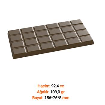 Kuvertur Çikolata Kalýbý