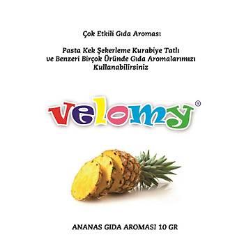 Velomy Ananas Aroma Vericisi 10 Gr.