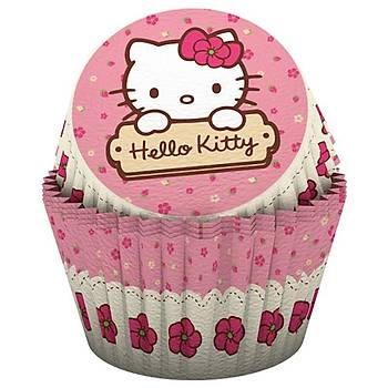 Hello Kitty Cupcake Kaðýdý 24 Ad