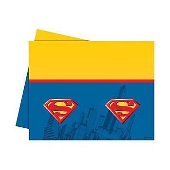 Superman  Dogum Gunu  Masa Örtüsü