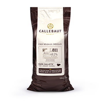 Callebaut Bitter Ganajlýk %48,2 200 gr
