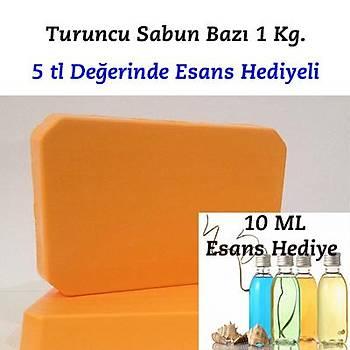 Turuncu Sabun Bazý 1kg