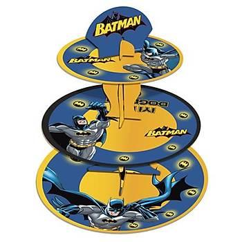 Batman Cupcake Standý