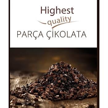 Vizyon Parça Çikolata sütlü 2.5 kg
