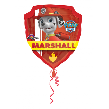 Paw Patrol Marshall Folyo Balon