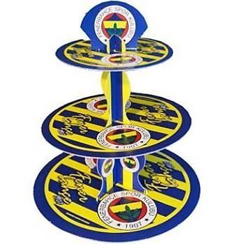 Fenerbahçe Cupcake Standý