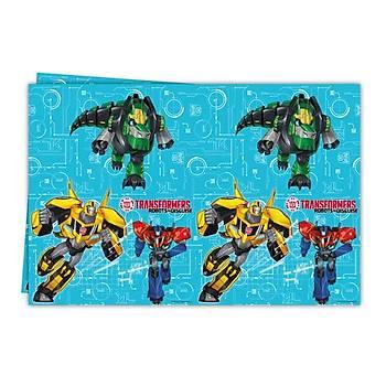 Transformers Masa Örtüsü