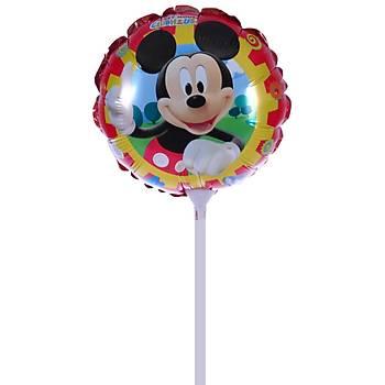 Mickey Mouse Kendin Þiþir Folyo Balon