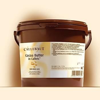 Callebaut Kakao Yaðý Drop 3 kg