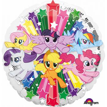My Little Pony Þekilli Folyo Balon