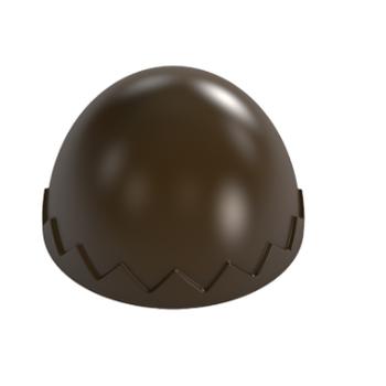 Kubbe Çikolata Kalýbý Polikarbon