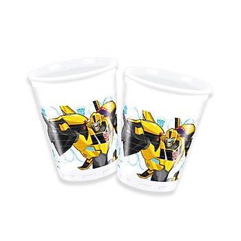 Transformers Bardak  8adet