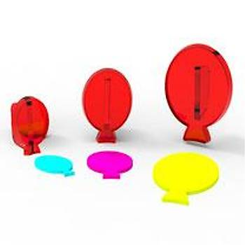 Balon Kesici & Transfer Set 3 lü