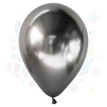 Gümüþ Krom Balon 5Adet