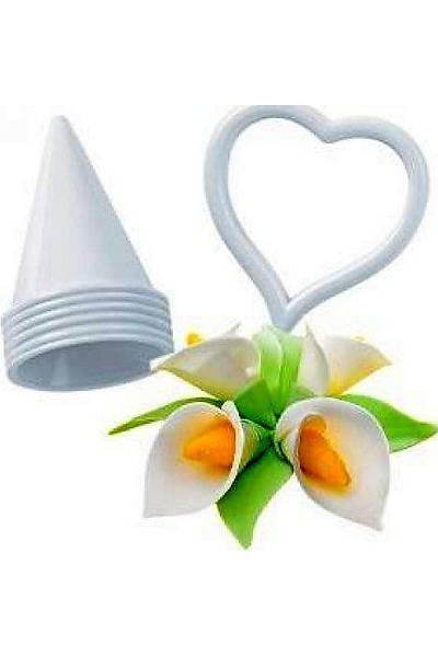 Lily Çiçek Yapım Seti