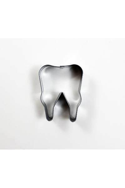 Diş Şeklinde Kurabiye Kalıbı