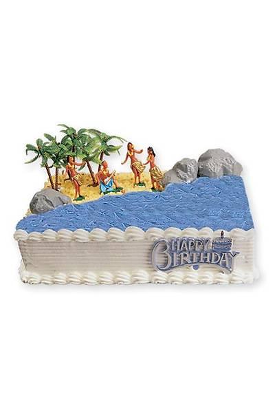 Hawai Plaj Pasta Oyuncağı
